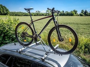 Dach Fahrradträger Sicherheit