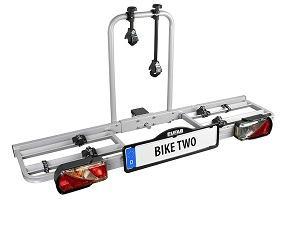 im test eufab bike two fahrradtr ger ahk f r 2 fahrr der. Black Bedroom Furniture Sets. Home Design Ideas
