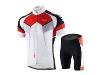 Fahrradausrüstung Fahrradbekleidung Trikot T-Shirt Hose Radhose