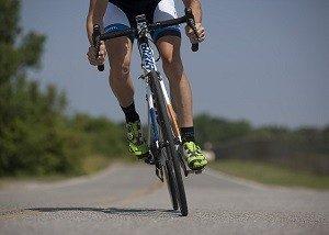 Krafttrainig Radfahrer