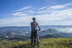 Mountainbike Fahrrad