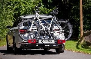 westfalia bikelander test 2018 fahrradtr ger. Black Bedroom Furniture Sets. Home Design Ideas